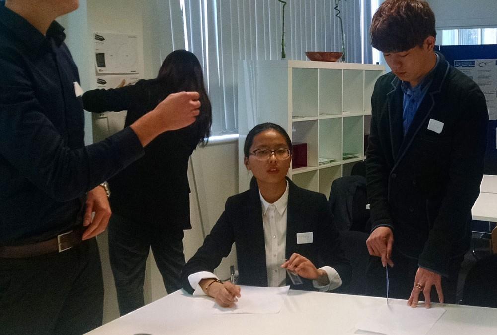International Success Story 2015-16 Chunyao QIN (Tiffany)