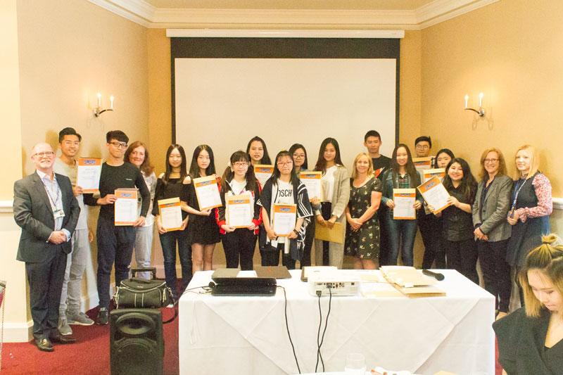 University of London International Foundation Programme results 2016/2017