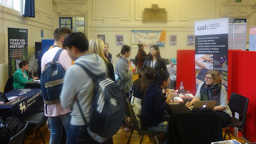 University Fair, October 2017