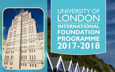 University of London International Foundation Programme – Highest Overall Marks in the World!!