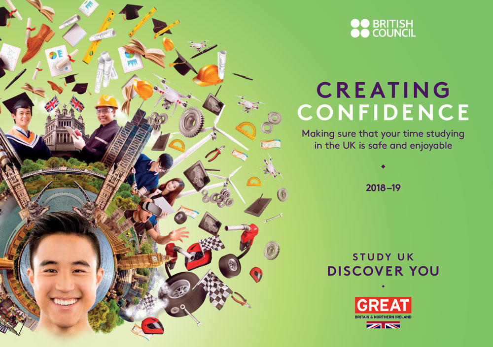 British Council 'Creating Confidence' Guide 2018-19