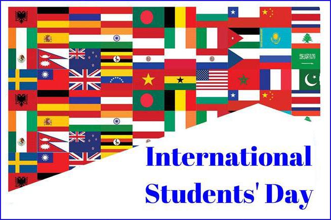 International Students' Day 2018