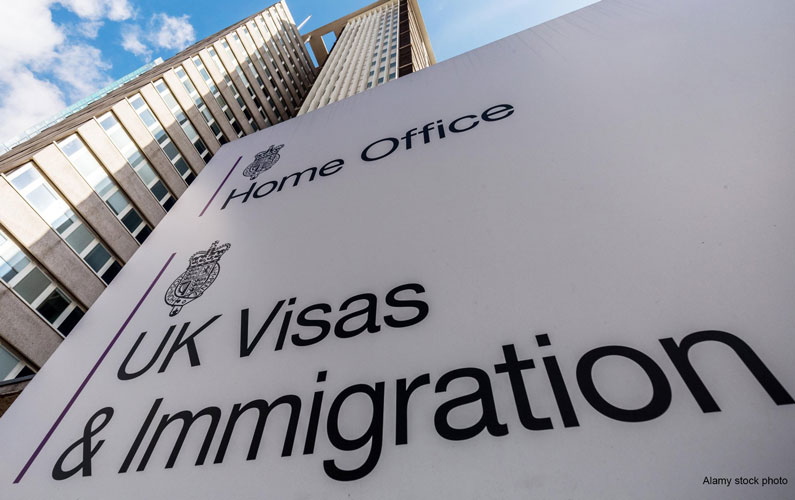 Changes to Home Office Fees from 29th March