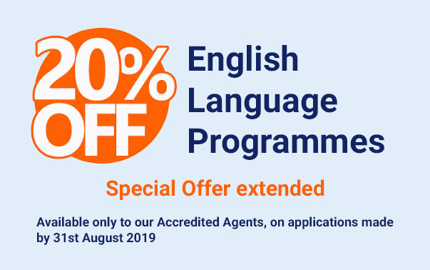 Special Offer English Language Programmes
