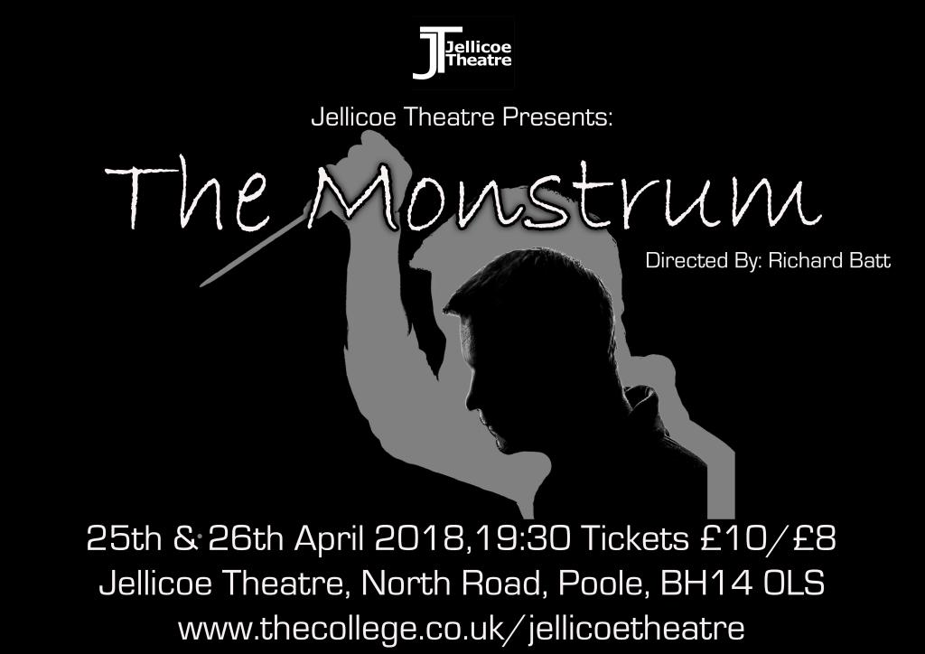 Jellicoe Theatre Presents: The Monstrum