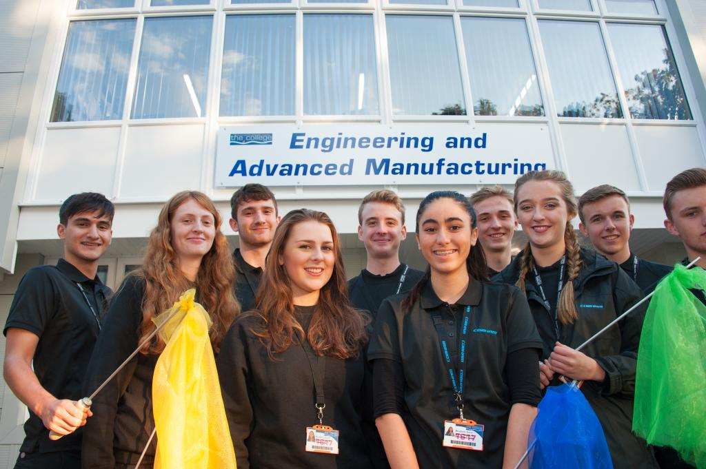 Engineering, Motor and Advanced Manufacturing facilities at Bournemouth & Poole College, Dorset