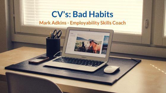 cv u0026 39 s  bad habits