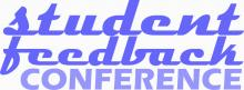 Student Feedback Conference logo