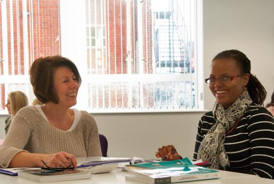 Business training solutions with Bournemouth & Poole College, Dorset