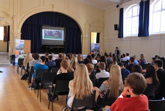 Careers programme at Bournemouth & Poole College