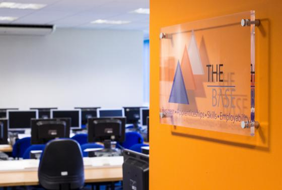 The BASE, in-house apprenticeship service