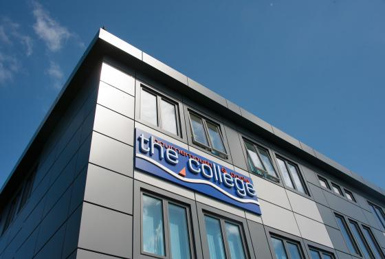 The Bournemouth and Poole College North Road campus