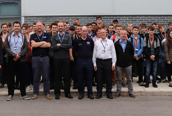Engineering Apprentices and Lecturers
