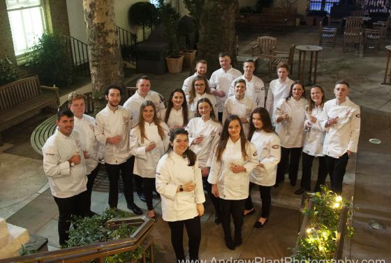 Spec Chefs graduation