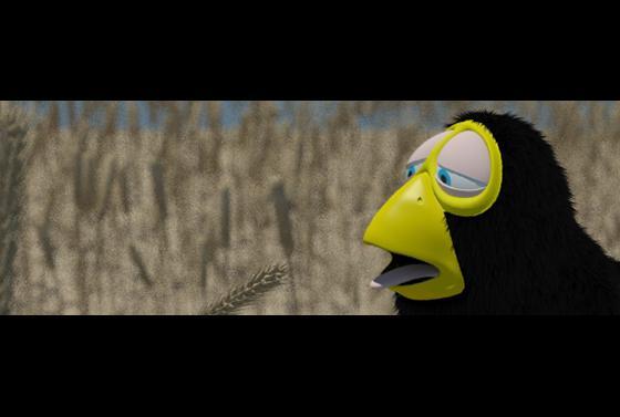 CGI animation by BPC student