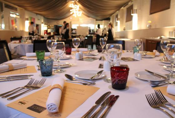 Escoffier Restaurant at Bournemouth & Poole College