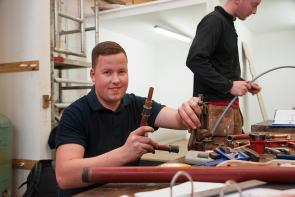 Plumbing Apprenticeships at The Bournemouth & Poole College