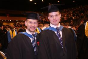 Degree Level from Bournemouth & Poole College at their graduation