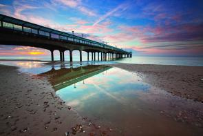Bournemouth beach voted top in the UK