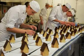 Catering Apprenticeships at The Bourenmouth & Poole College, Dorset
