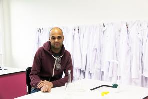 Access to Forensic Science student in laboratories