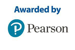 Awarded by Pearson edexcel