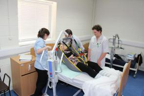Care Innovation Centre facilities