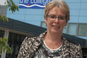 Diane Grannell, Principal at The Bournemouth & Poole College