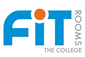 Bournemouth & Poole College Fit Rooms logo