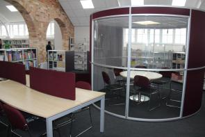 Bournemouth & Poole College new Learning Resource Centre, Lansdowne