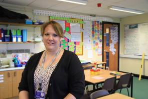 Penny Ward, Supporting Teaching and Learning in the Classroom