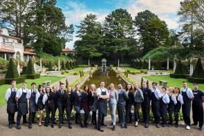 Beales Gourmet team photo 2017