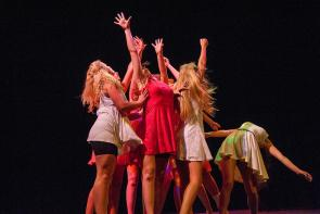 Bournemouth & Poole College dance performance