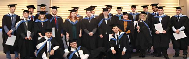 Bournemouth & Poole College graduates