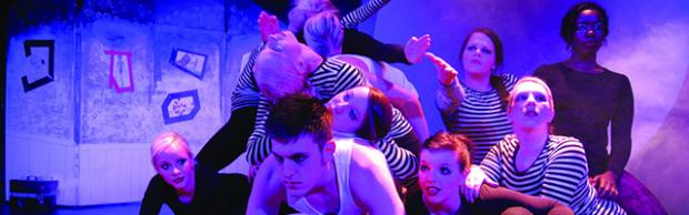 Performing Arts in Dorset at The Bournemouth and Poole College. Acting, Dance, Theatre, Stage Design