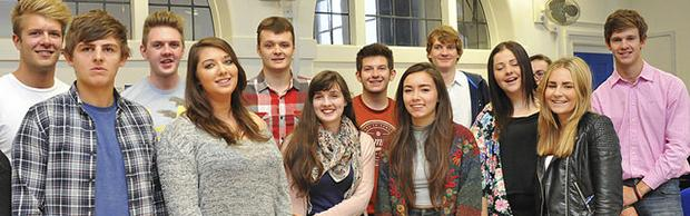 Bournemouth & Poole College Digital Marketing apprentices