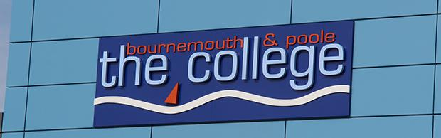 The Bournemouth & Poole College, Dorset.